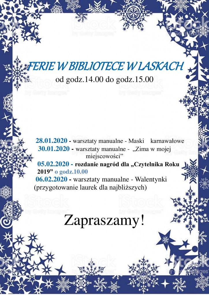 FERIE W BIBLIOTECE W LASKACH-1