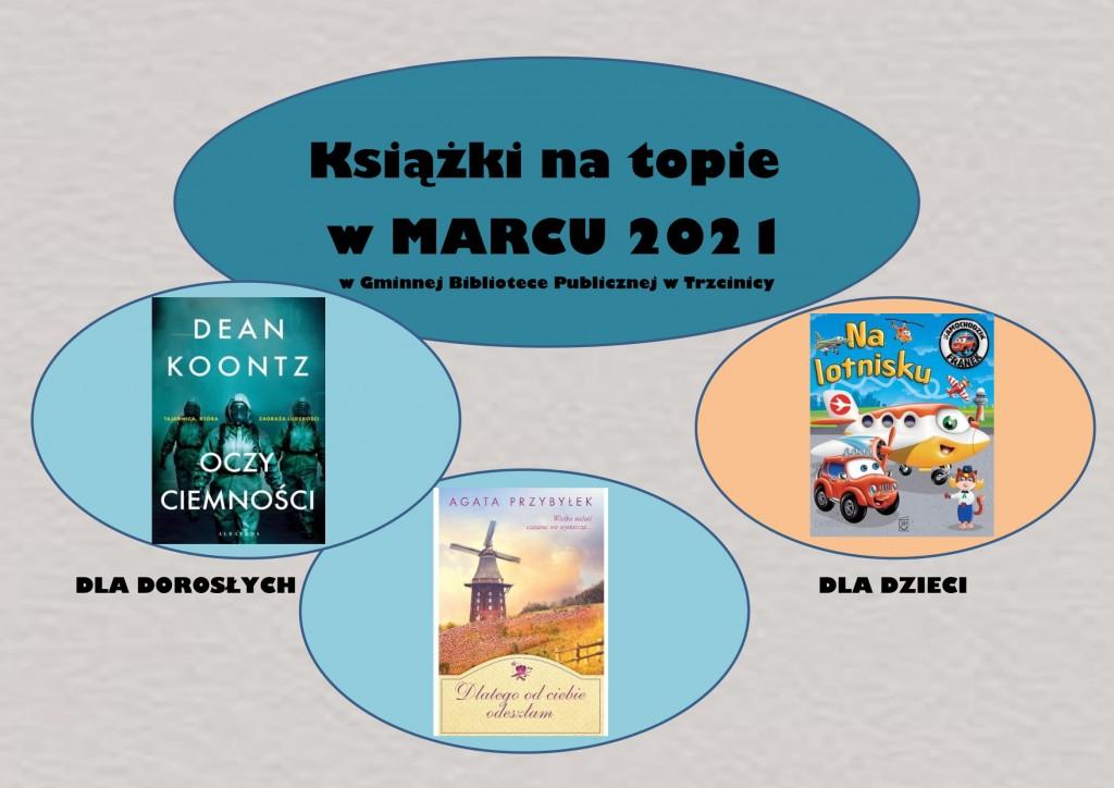 Książki na topie w marcu-1